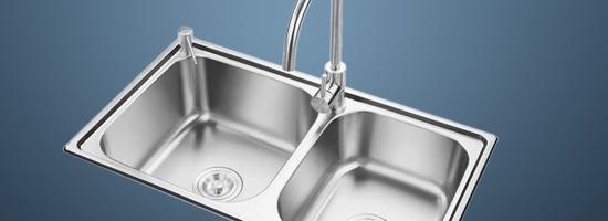 艾肯不锈钢水槽EC-52203