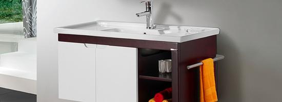 心海伽蓝橡木浴室柜WX009