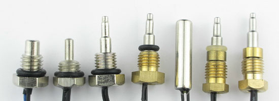 燃气热水器温度传感器