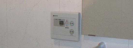 燃气热水器线控需要注意的地方