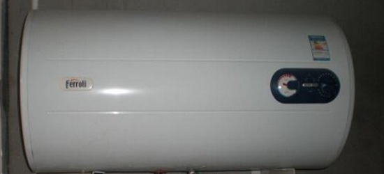 储水式电热水器