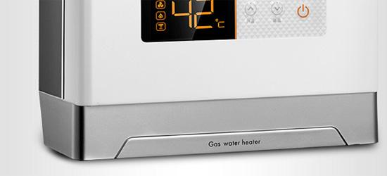 燃气热水器挡板