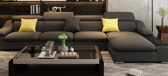 现代简约布艺沙发什么牌子好?选哪款好些?