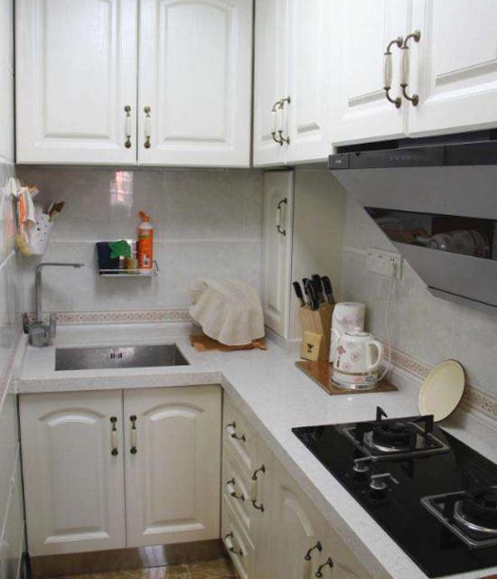 厨房没窗户