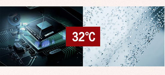 最低温度32度