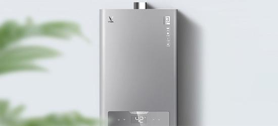 云米燃气热水器
