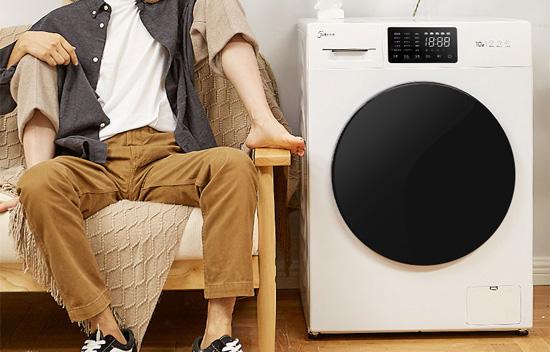 吉德(jide)10WD1滚筒洗衣机